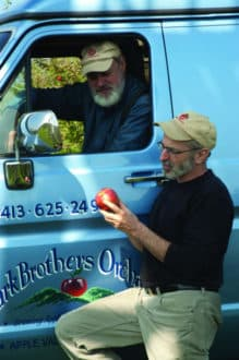 Eco Apple Featured in Fruit Growers News