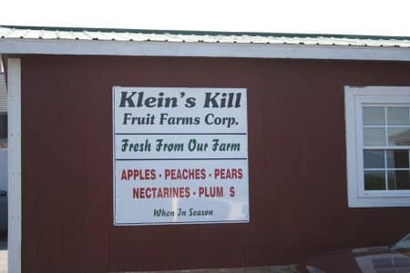 kleins kill sign